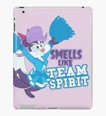 Fifi Smells Like Team Spirit iPad Case/Skin