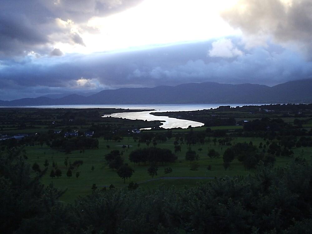 Killorglin Golf Club County Kerry by James Cronin