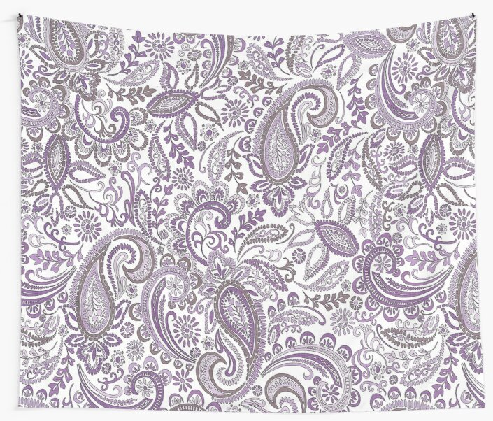 Paisley Delight by DaShakyTree