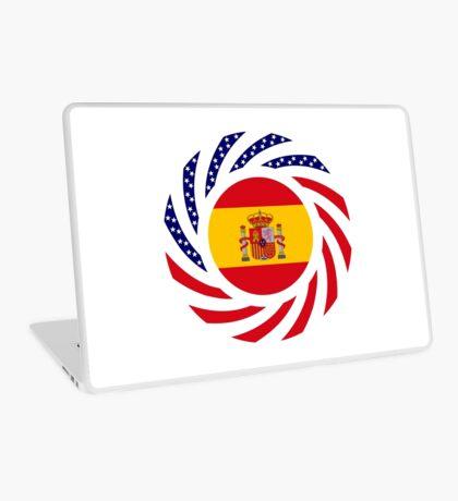 Spanish American Multinational Patriot Flag Series Laptop Skin