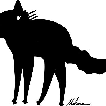 Bad Luck Cat by mrlncr