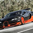 The Worlds Fastest Car ... by M-Pics