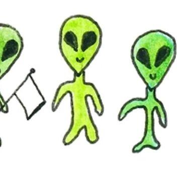 Aliens by mesbensen