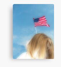 Freedom? Canvas Print