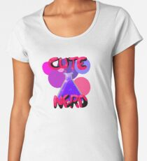 Cute Nerd Women's Premium T-Shirt