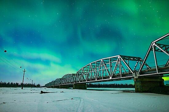 Aurora and the Alcan by Aaron Lojewski