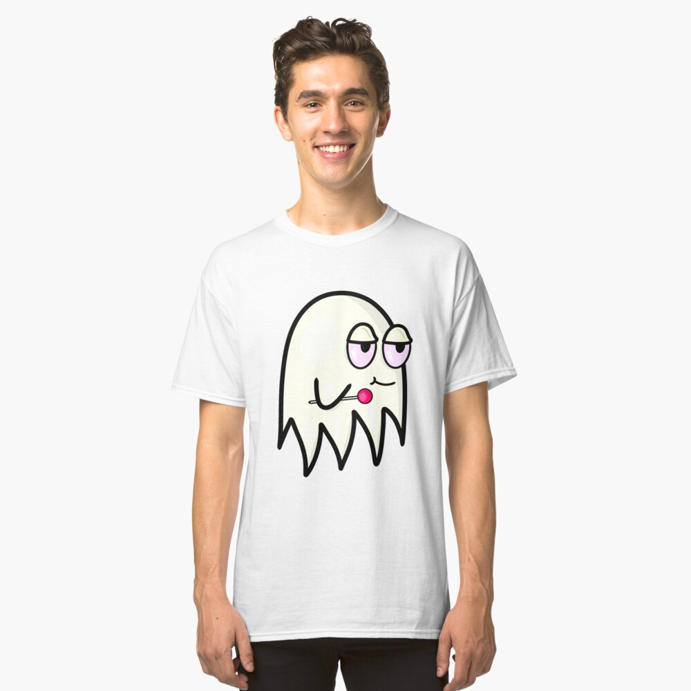 Stoned Ghost Classic T-Shirt Front