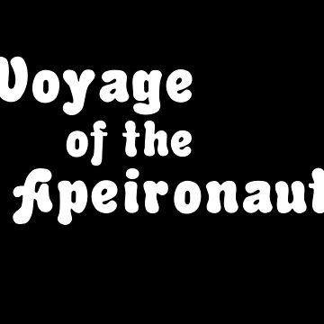 Voyage of the Apeironaut logo by thePHR