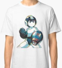 Mega Man Mega Buster - Type A Classic T-Shirt