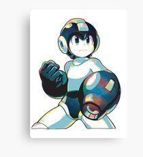 Mega Man Mega Buster - Type A Canvas Print