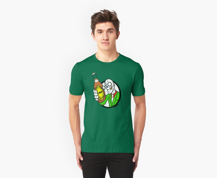 ZOMBEER Shirt by ZOMBIETEETH
