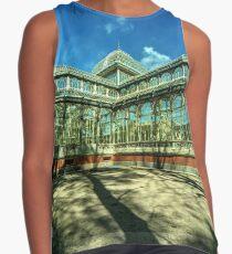 Blusa sin mangas Palacio de Cristal de Madrid