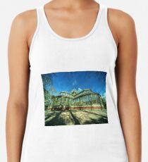 Camiseta con espalda nadadora Palacio de Cristal de Madrid