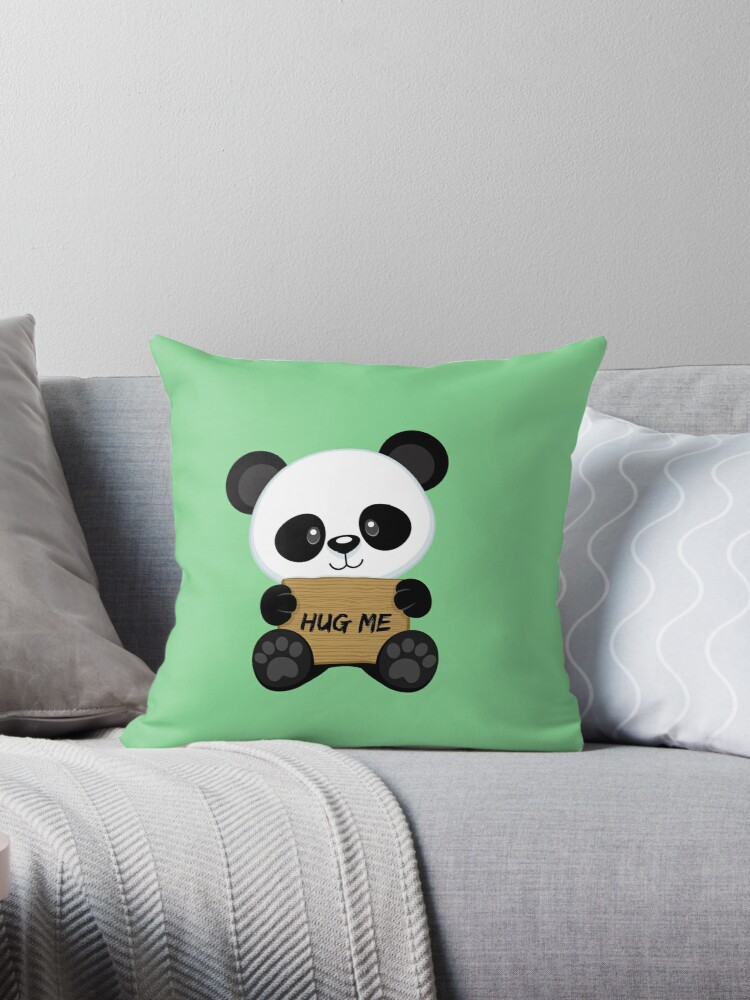 Hug Me Panda by stepupan