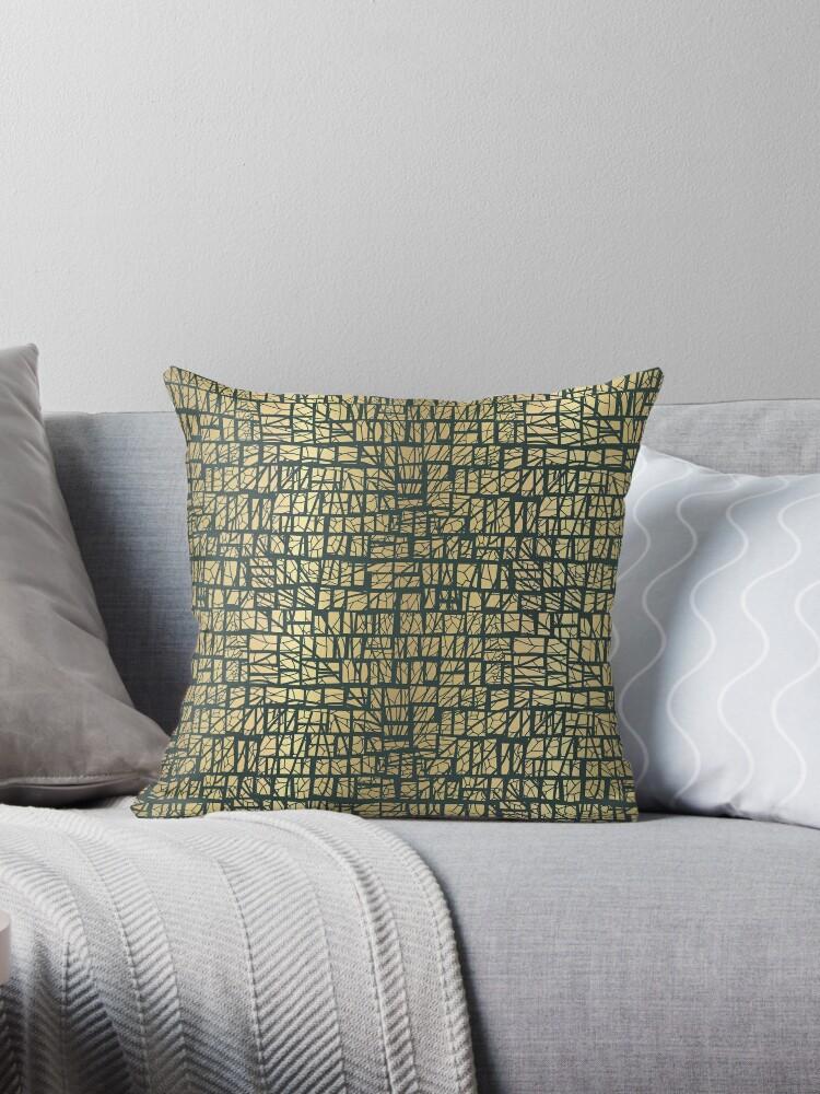Royal Green Pattern by stylebytara