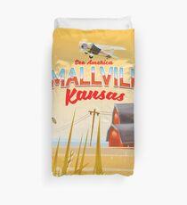Smallville Kansas Sunset edition Duvet Cover