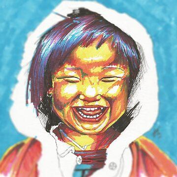 Smile by josecabreraart