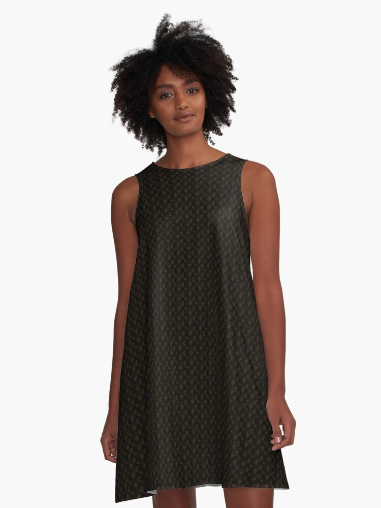 PURE ENERGY II A-Line Dress Front