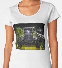 Haunted Limo Women's Premium T-Shirt