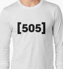 Camiseta de manga larga 505 - Arctic Monkeys