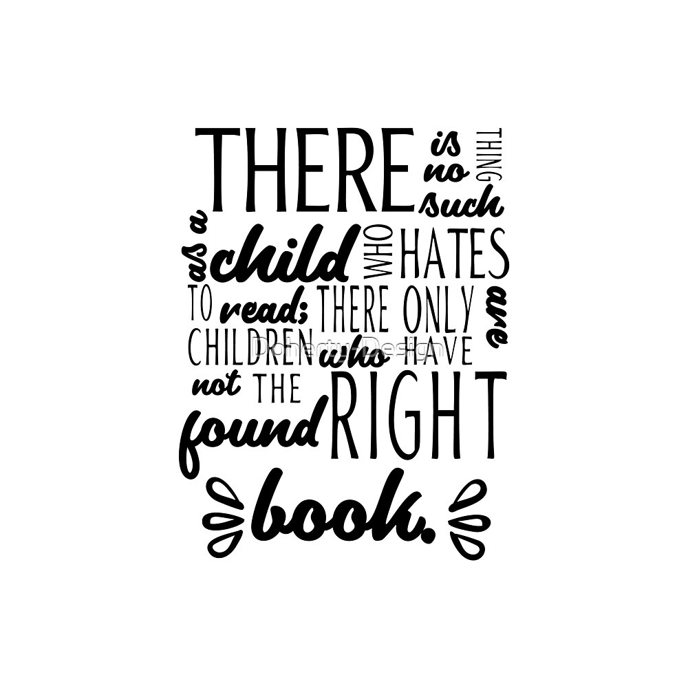 Find The Right Book by Doherty-Design