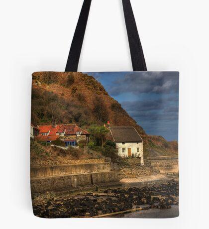 Runswick Bay - North Yorkshire #1 Tote Bag