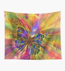 PRETTY PILLOWS Wall Tapestry