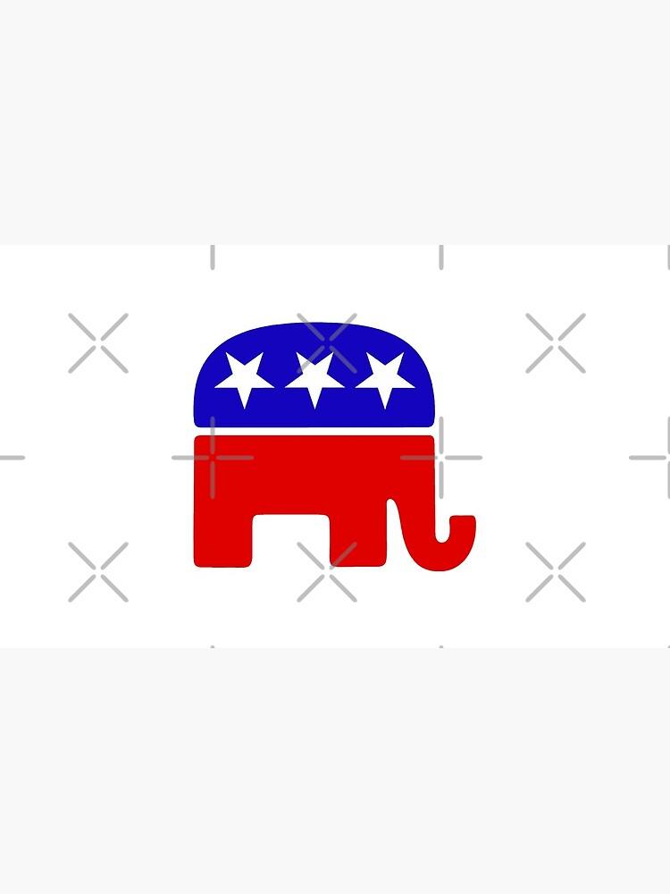 Elefante republicano de MillSociety