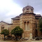Byzantine church in Cyprus by cocodesigns