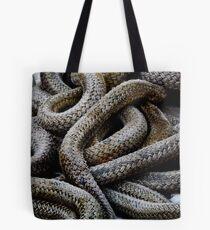 """""""Cobras"""" (rope) Tote Bag"""