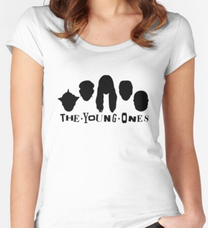 The Young Ones Women's Fitted Scoop T-Shirt