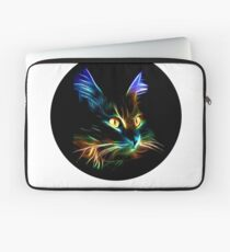 The light cat's T-shirt Laptop Sleeve