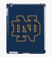 Notre Dame Fighting Irish iPad Case/Skin