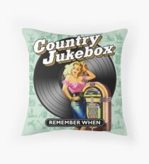 COUNTRY JUKEBOX - REMEMBER COUNTRY Floor Pillow