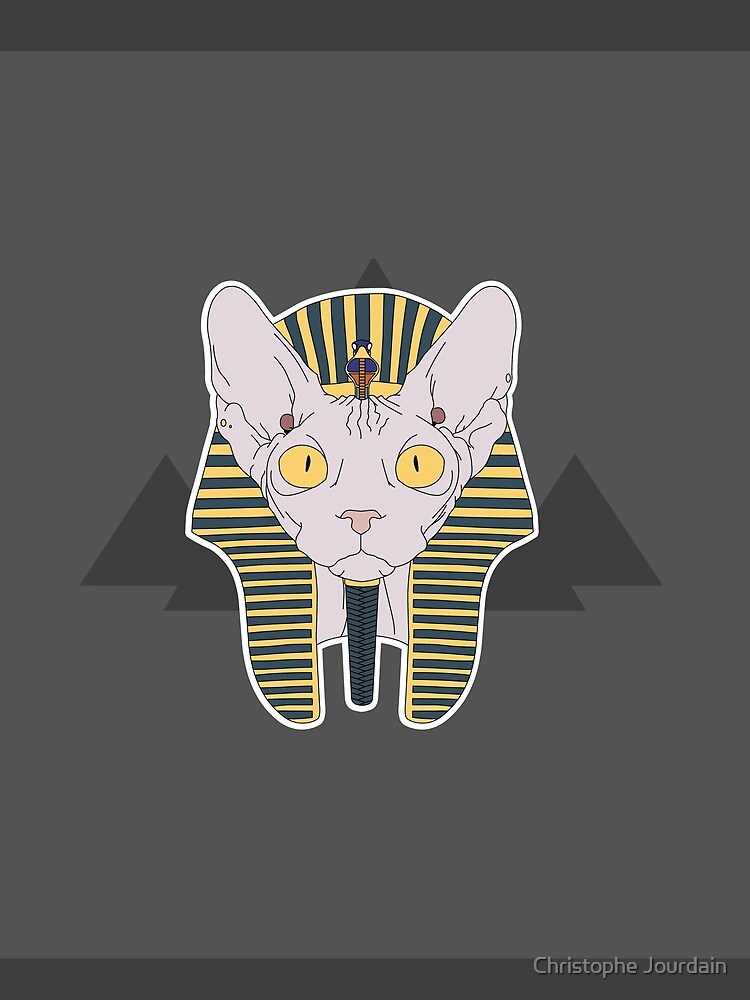 Pharaoh cat by Chris038