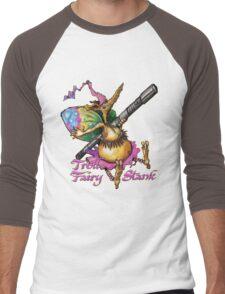 Troll Fairy Stank Men's Baseball ¾ T-Shirt