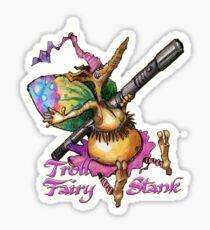 Troll Fairy Stank Sticker