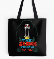 THE SK BROOK WORLDTOUR Tote Bag