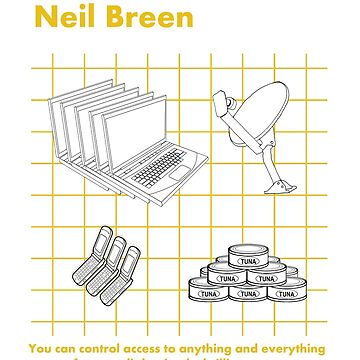 Neil Breen - A Guide to Hacking by apollocreed