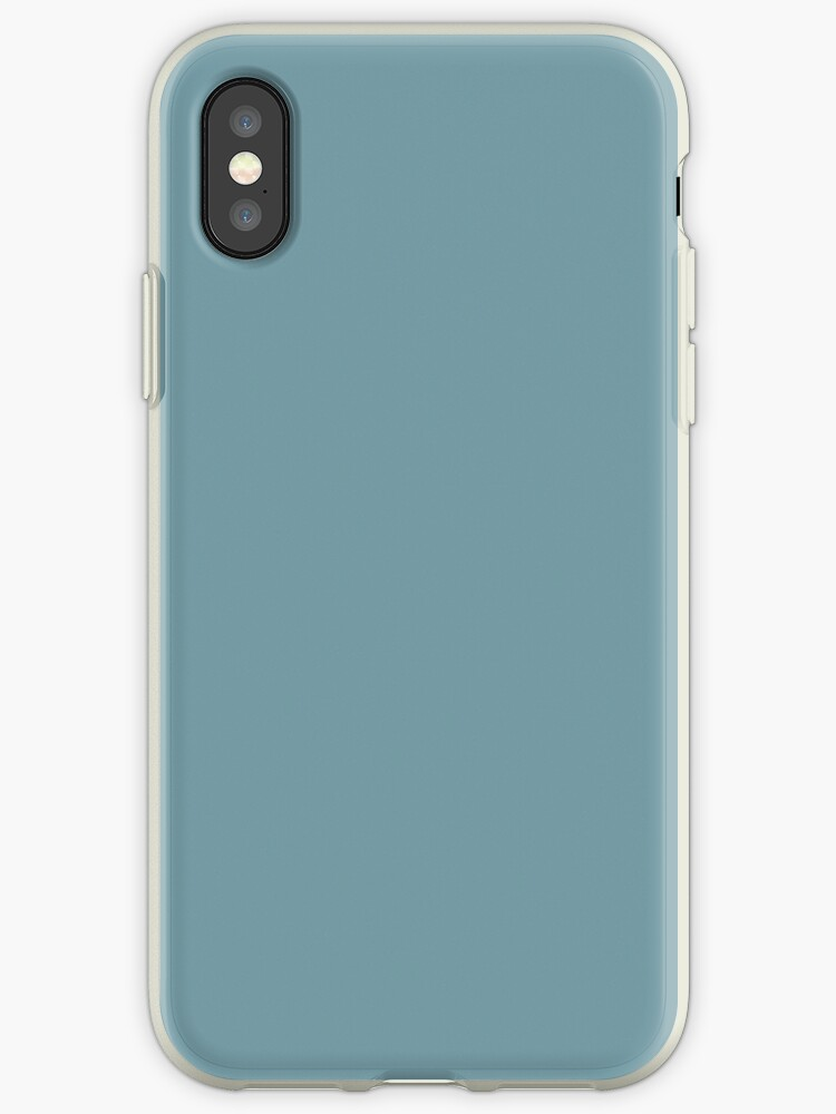 Cameos Blue iphone case