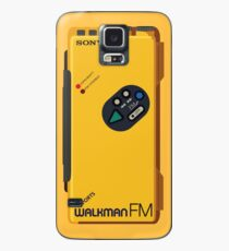 QuickSilver Cosplay Walkman for Samsung Case/Skin for Samsung Galaxy