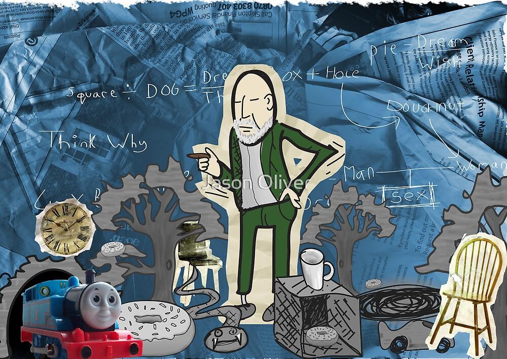 Dreams Sigmund Freud by Jason Oliver