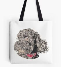 Lovely Lulu Tote Bag