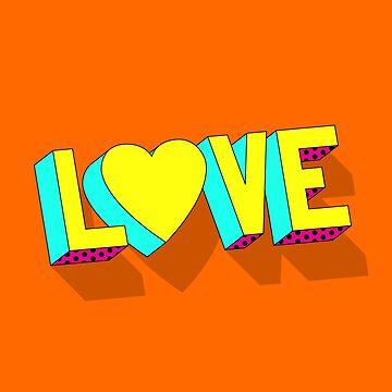 Love  by Mira-Iossifova