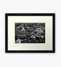 Late Day Light, Grand Canyon Framed Print