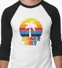Summer vibes Men's Baseball ¾ T-Shirt