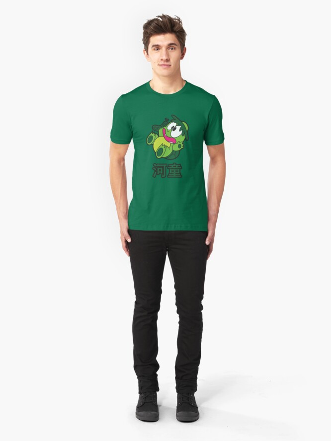 Alternate view of Kappa Katakana Slim Fit T-Shirt