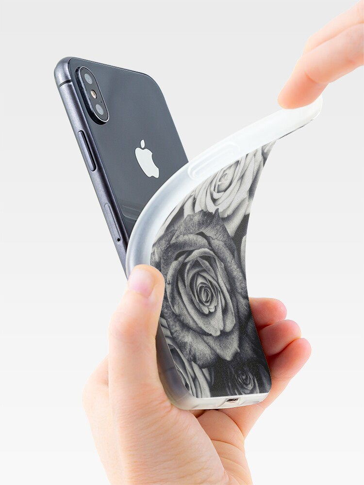 Alternate view of Roses iPhone Cases & Covers
