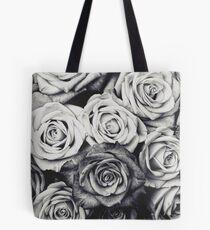 Bolsa de tela Rosas
