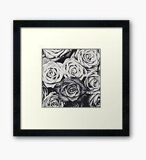 Rosen Gerahmtes Wandbild